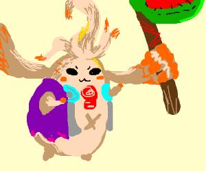 Legendary Heropon Riki!