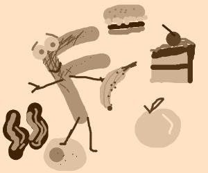 Foodception!!