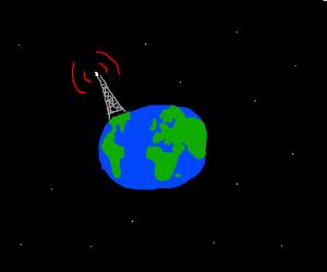 Worlds largest radio tower