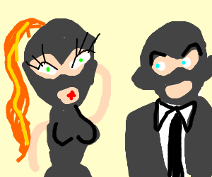 spy from Team Fortress 2 find his love
