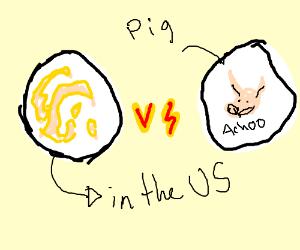 Ebola vs Swine Flu