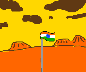 India goes to Mars!