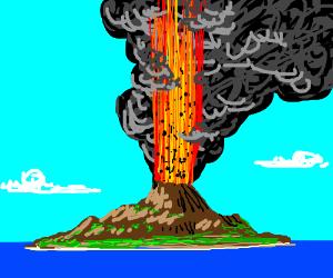 Krakatoa!!!!!!!