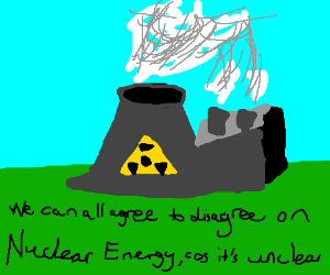 nuclear is unclear