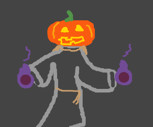 Pumpkin magi
