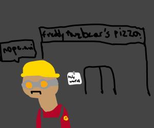 Zero Nights at Freddy
