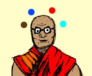 The Dalai Lama reincarnates.