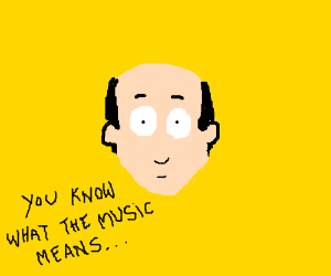 Another episode of Dr. Katz comes to a close
