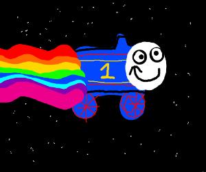 Thomas the Space Engine