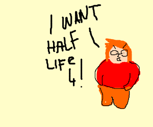 Gabe Newell's ginger clone wants Half-Life 4