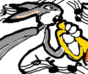 Bugs bunny bugler