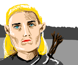 Legolas, what do your elf eyes see?