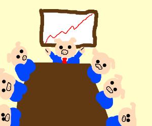 Pig Business meeting