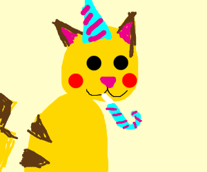 Pikachu's birthday