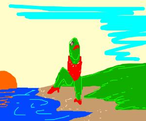 Fish Rockette