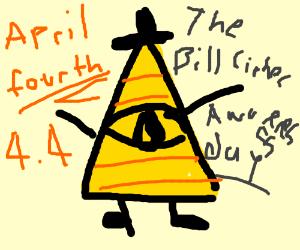 Bill Cipher Awareness Day