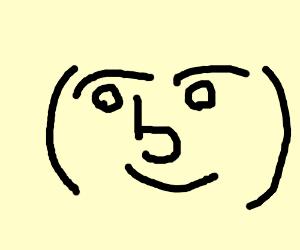 Lenny Face man