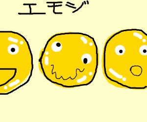 Weird ass emoji