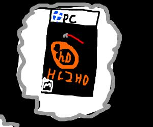 half-life 2 HD remake pre-order now