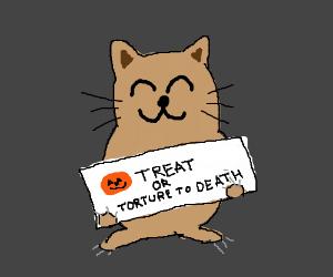 No matter the species, it's treat, no trick.