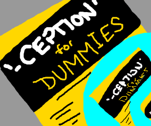For Dummies bookception