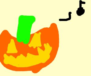 Grade school opera: Der Pumpkin des Nibelungen