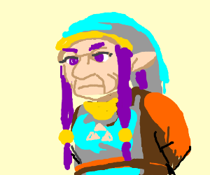 Impa without accessories and facial makeup