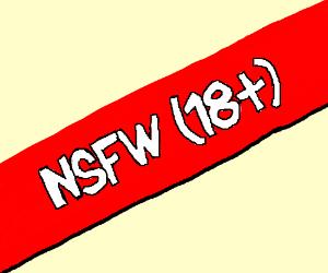NSFW ribbon