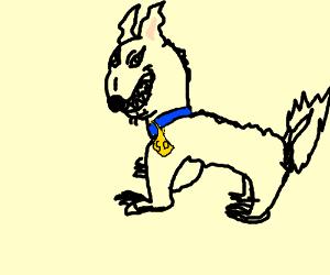 Scooby doo is a werewolf