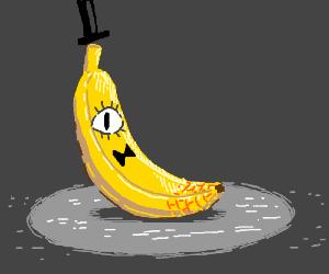 Blah blah banana blah blah Bill Cipher blah