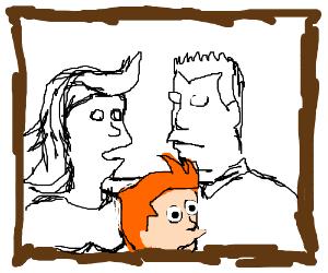 Fries family portrait