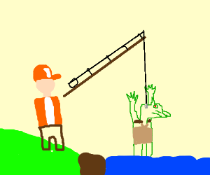 Goblin Fishing