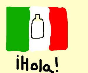 """soy milk"" ""hola milk"" in Mexico"