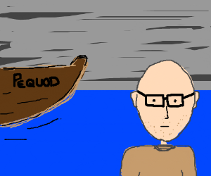Cpt. Ahab found the wrong Moby