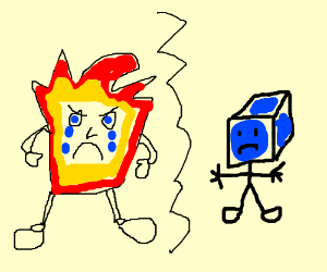 Fire & Ice: A Doomed Friendship