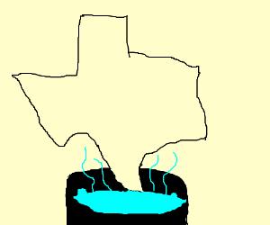 Boiling Texas...?