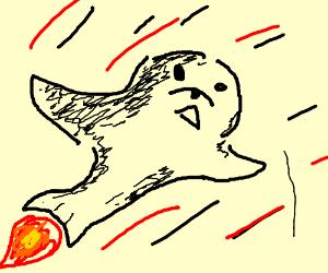 Seal rocket