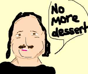 Ron Jeremy ate too much pie