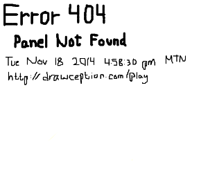 404 Panel Not Found