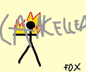 Next on FOX: Man doesnt care'bout flaming dude