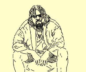 The Dude. (Lebowski)