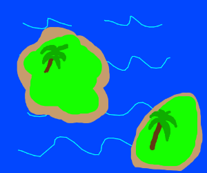 2 Islands
