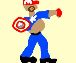 Derpy Captain 'Murica