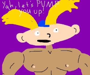 Hey Arnold Schwarzenegger