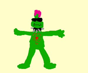Punk Grinch