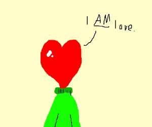 Love Defines Me