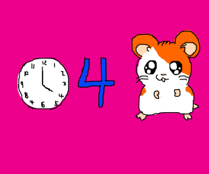 Time for Hamtaro!