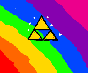 The Triforce of Fabulous