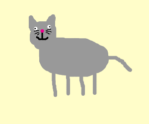 The game was trolled so just draw a kitten.
