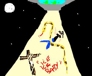 aliens, crucifixes, anaconda lyrics, dead guy